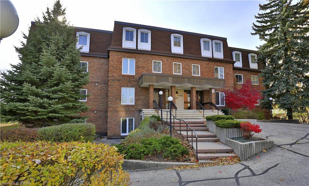 43 CAROLINE Street N Unit# 203, Waterloo Ontario, Canada