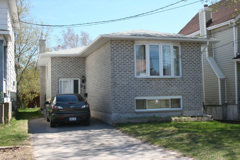 22 Judge Street, North Bay Ontario, Canada