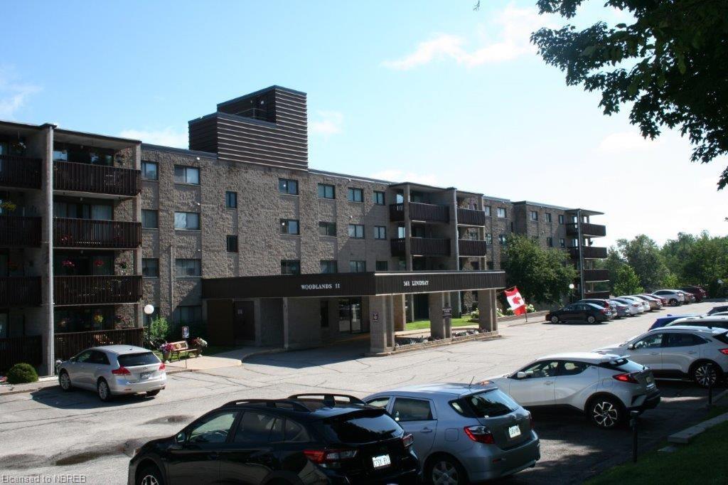 161 Lindsay Street Unit# 207, North Bay Ontario, Canada