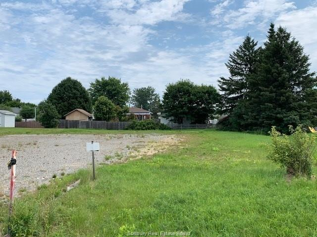 Lot 0 Tate Boulevard, Val Therese Ontario, Canada
