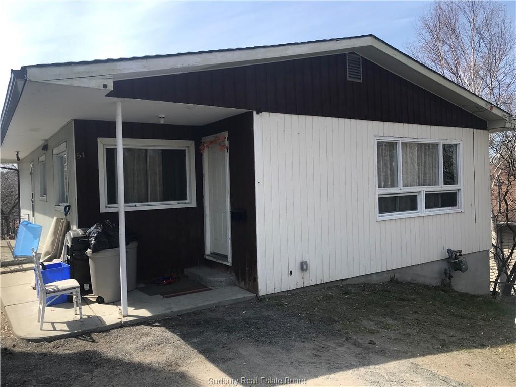 51 Stanley, Sudbury Ontario, Canada