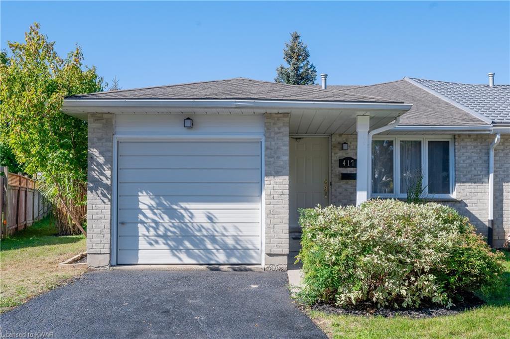 417 Benesfort Court, Kitchener Ontario, Canada