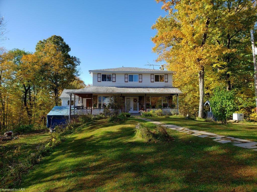 2687 Davis Lake Road, Minden Ontario, Canada