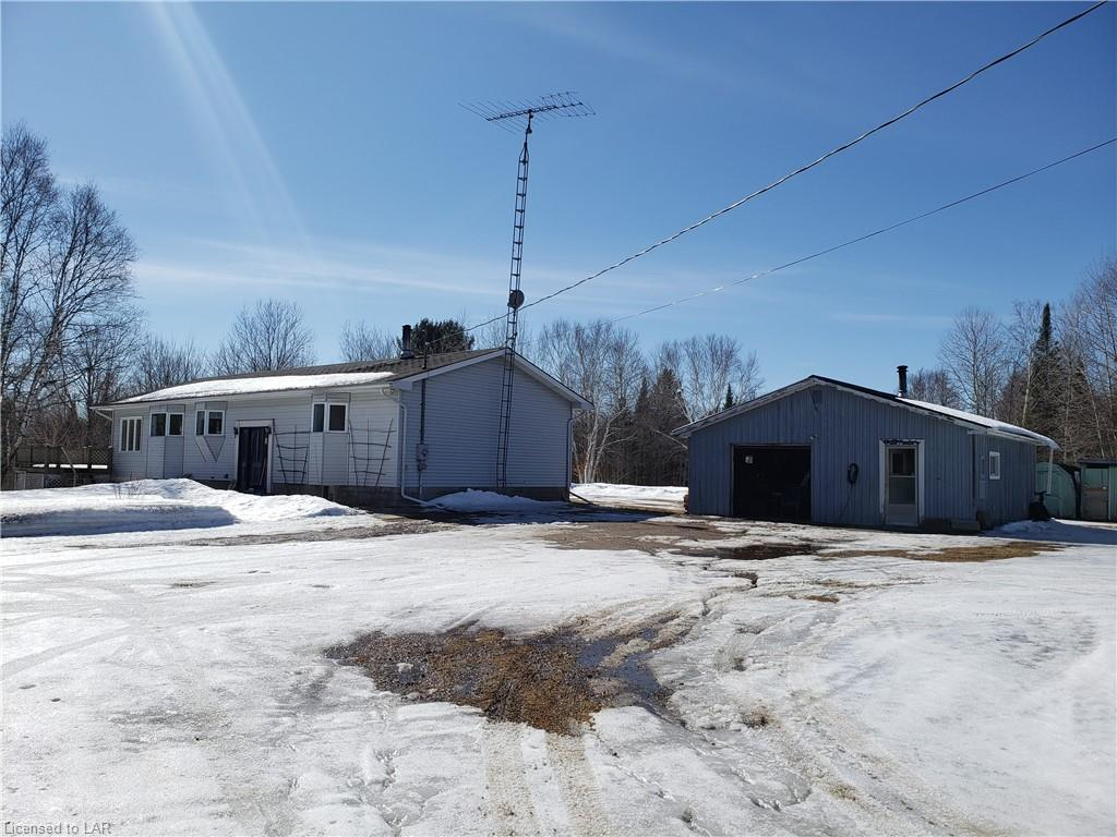 1201 Warder Road, Lochlin Ontario, Canada