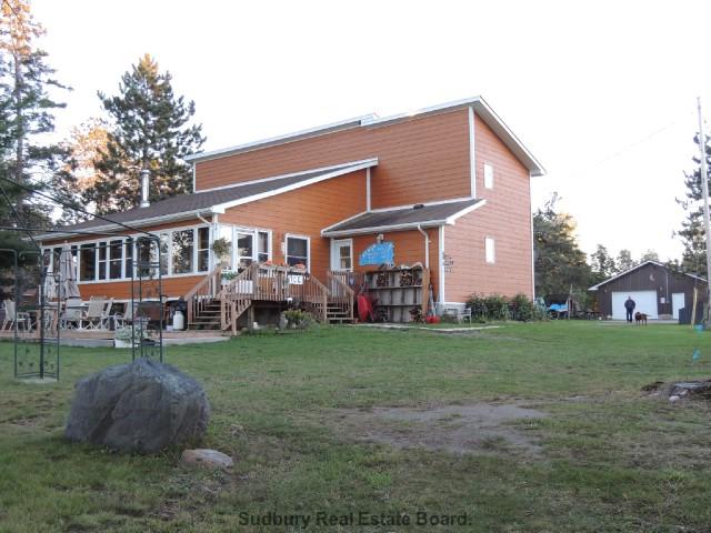 1302 Silv`ry Moon Rd, Noelville Ontario