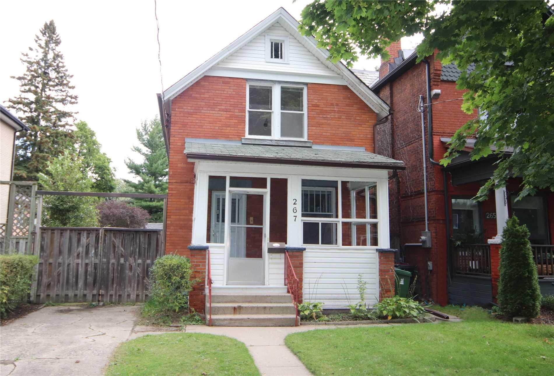 267 evelyn ave, Toronto Ontario, Canada