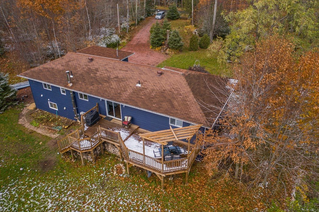 205 Pumpkin Point Road W, Echo Bay Ontario, Canada
