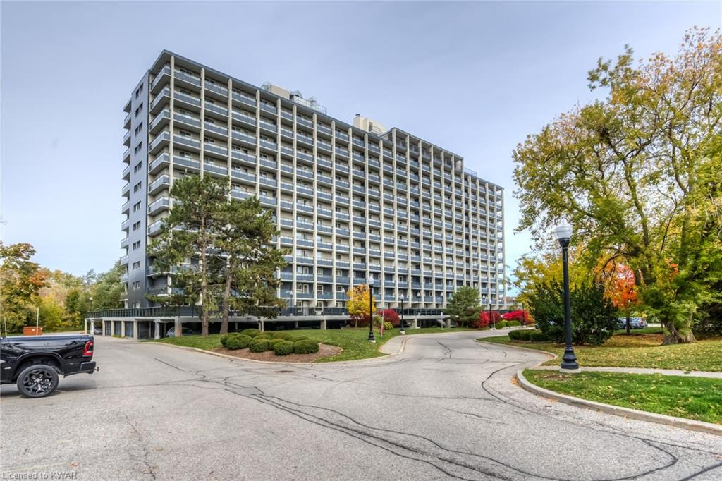 58 Bridgeport Road E Unit# 806, Waterloo Ontario, Canada