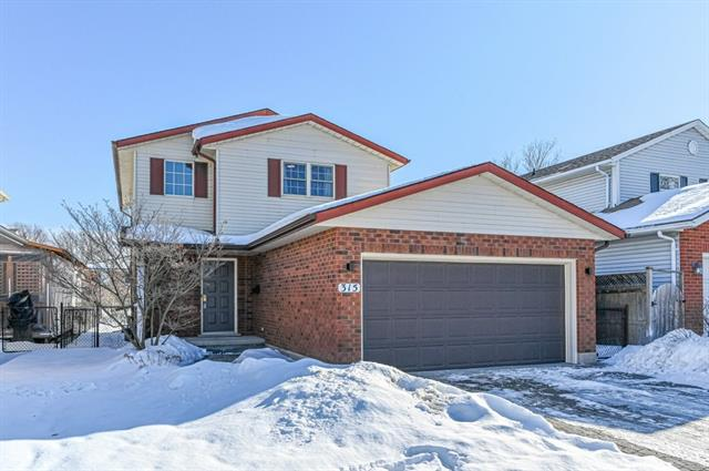 315 Bushview Crescent, Waterloo Ontario, Canada