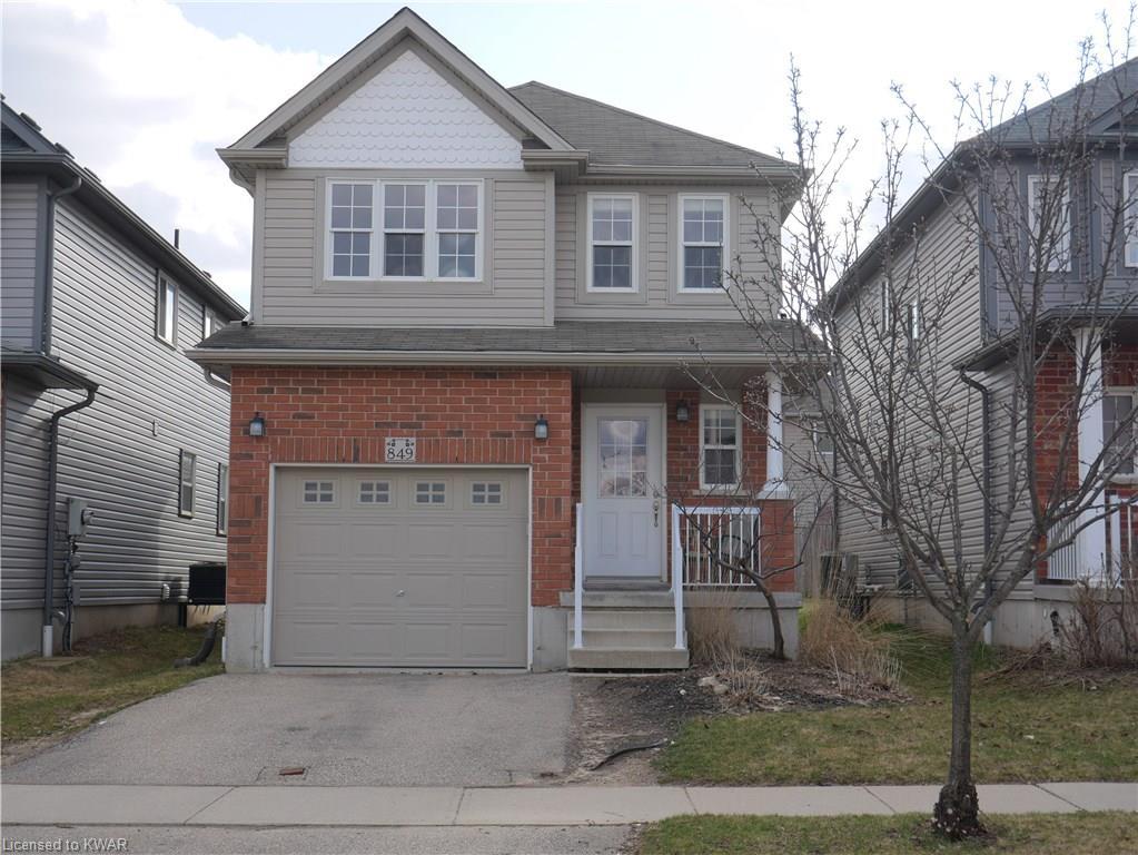 849 Laurelwood Drive, Waterloo Ontario, Canada