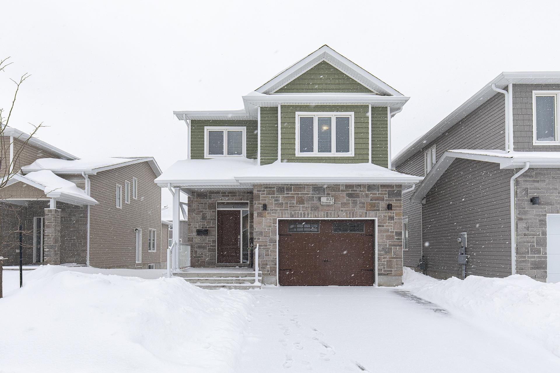 837 Stonewalk Drive, Kingston Ontario, Canada