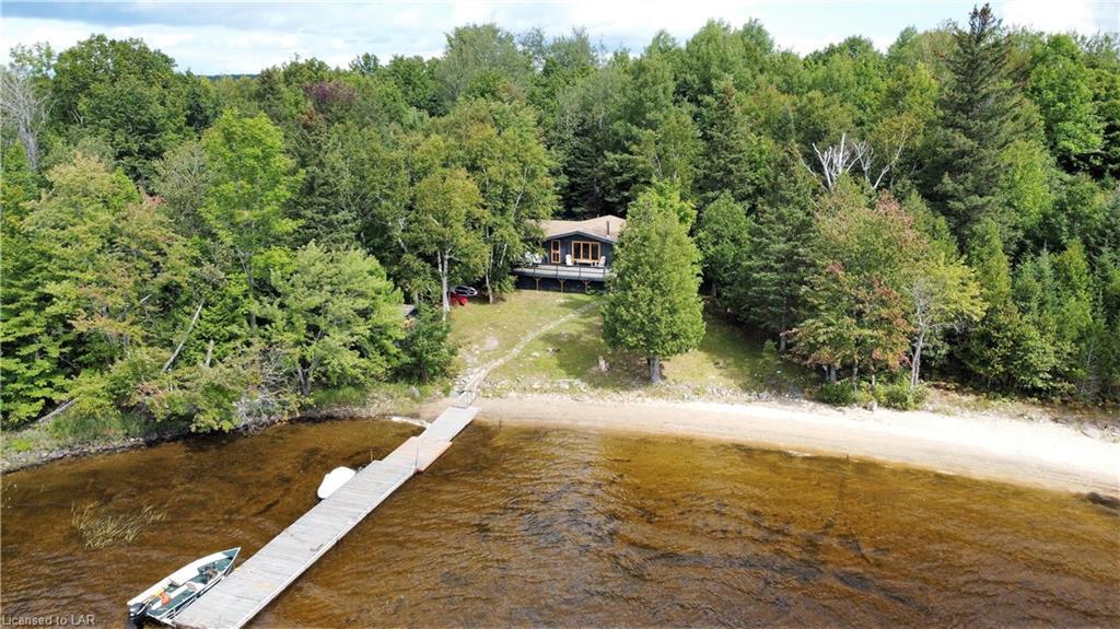 116 Porter Island, Restoule Ontario, Canada