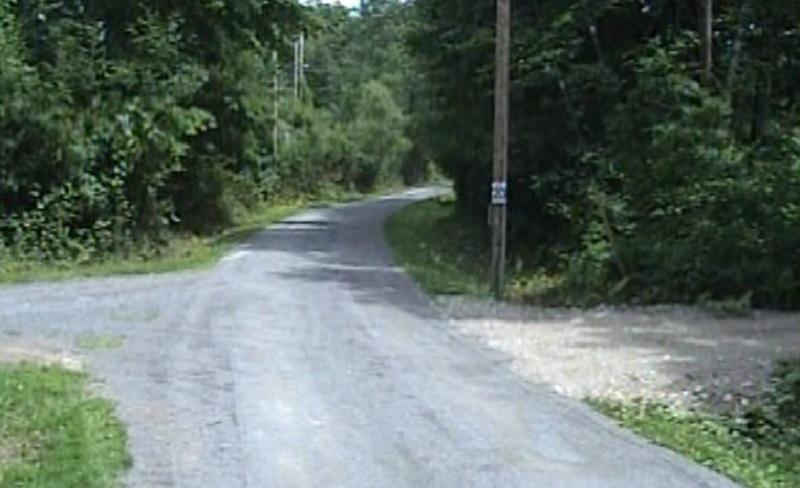 Thomas Road, Rideau Lakes Township Ontario, Canada