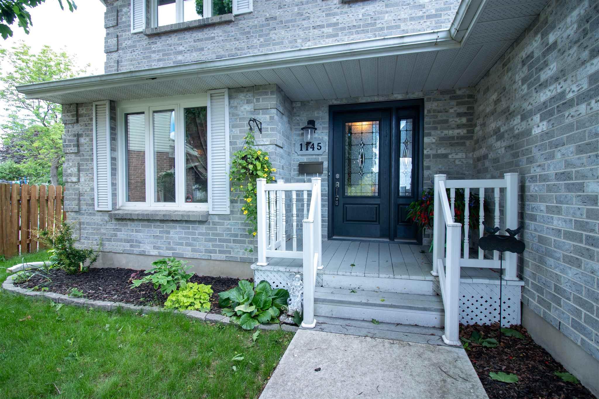 1145 Wintergreen Crescent, Kingston Ontario, Canada