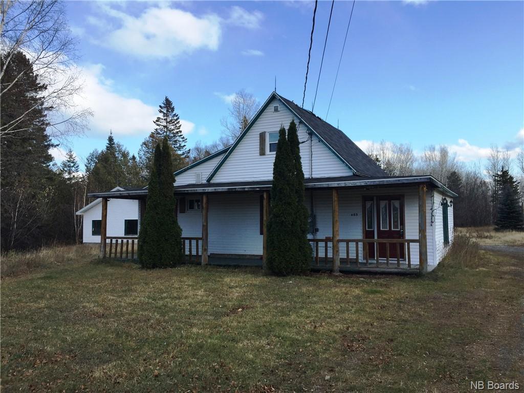 483 Ch Tremblay, Tremblay New Brunswick, Canada