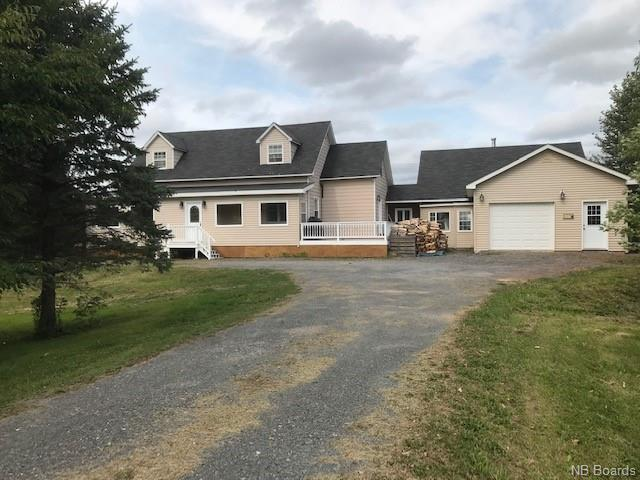835 105 Route, Maugerville New Brunswick, Canada