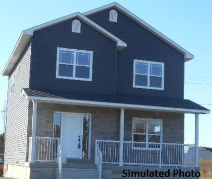 Lot 12-247 Bramble Way, Fredericton New Brunswick, Canada