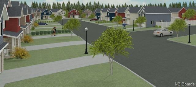 Lot 12-205 Bramble Way, Fredericton New Brunswick, Canada