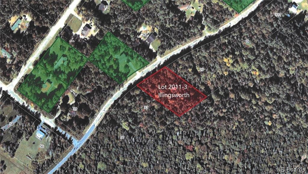 Lot 2011-3 Illingsworth Drive, Upper Kingsclear New Brunswick, Canada