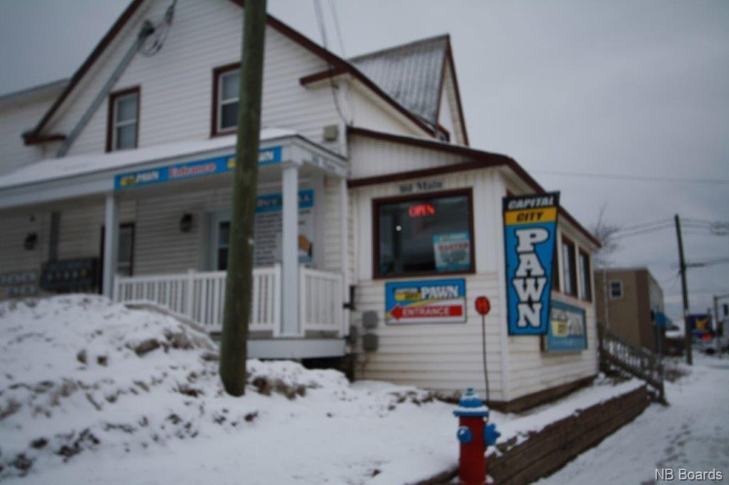 161 Main Street, Fredericton New Brunswick, Canada