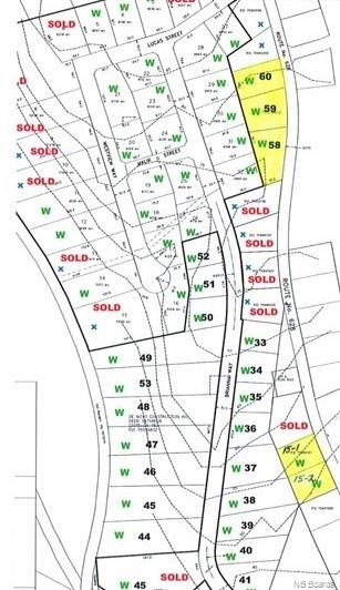 Lot 15-2 628 Route, Penniac New Brunswick, Canada