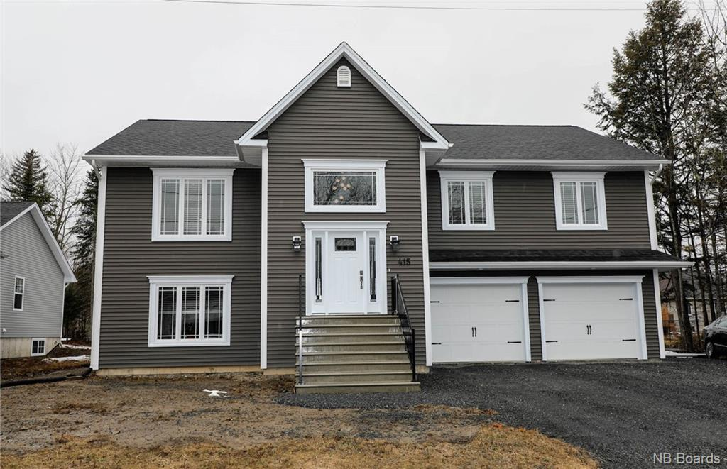 415 Goodine Street, Fredericton New Brunswick, Canada