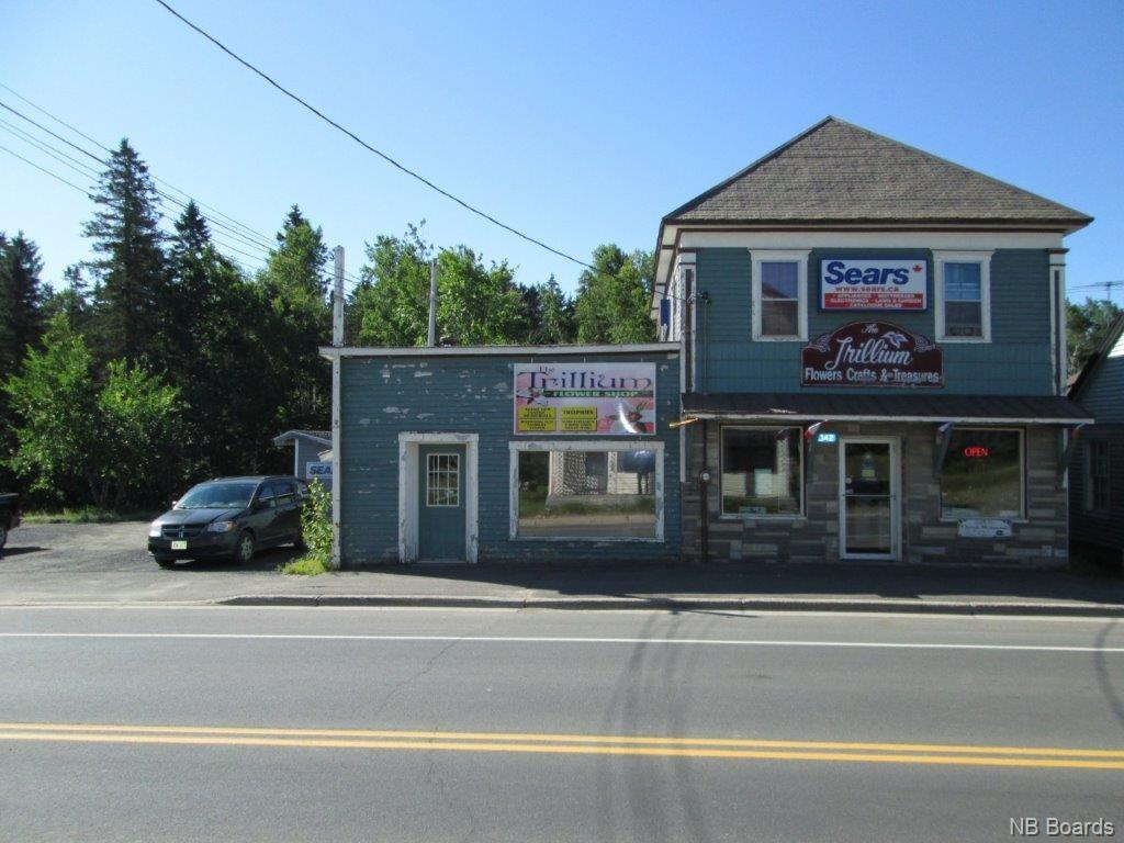 342 Main Street, Doaktown, New Brunswick, Canada