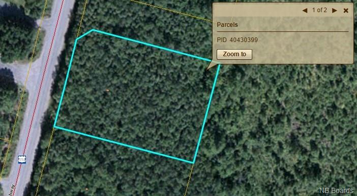 Lot 118 Route, Quarryville New Brunswick, Canada
