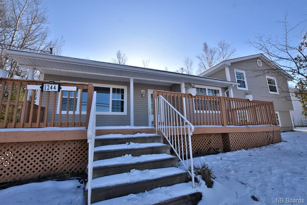 1244 Woodstock Road, Fredericton New Brunswick, Canada
