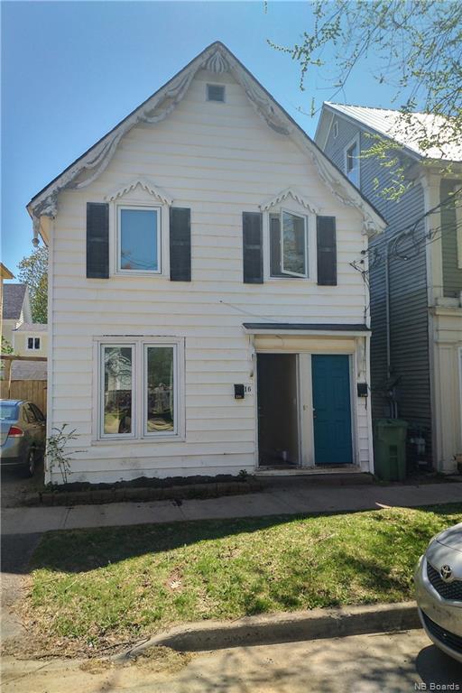 216-218 Saint John Street, Fredericton New Brunswick, Canada