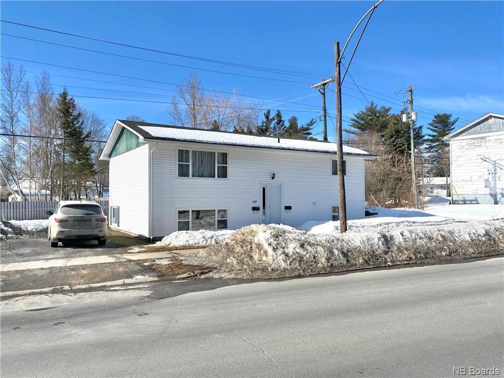 68 Hawkins Street, Fredericton New Brunswick, Canada
