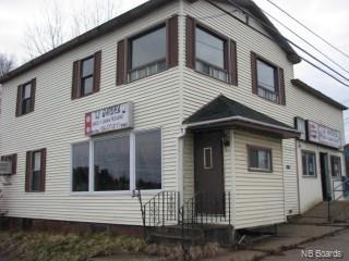 199-201 Main Street, Minto New Brunswick, Canada
