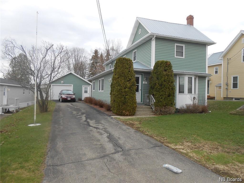 51 Hillcrest Avenue, Hartland New Brunswick, Canada