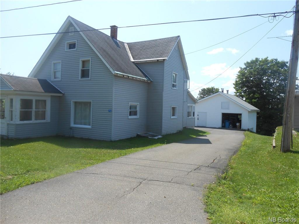 73 High Street, Hartland New Brunswick, Canada