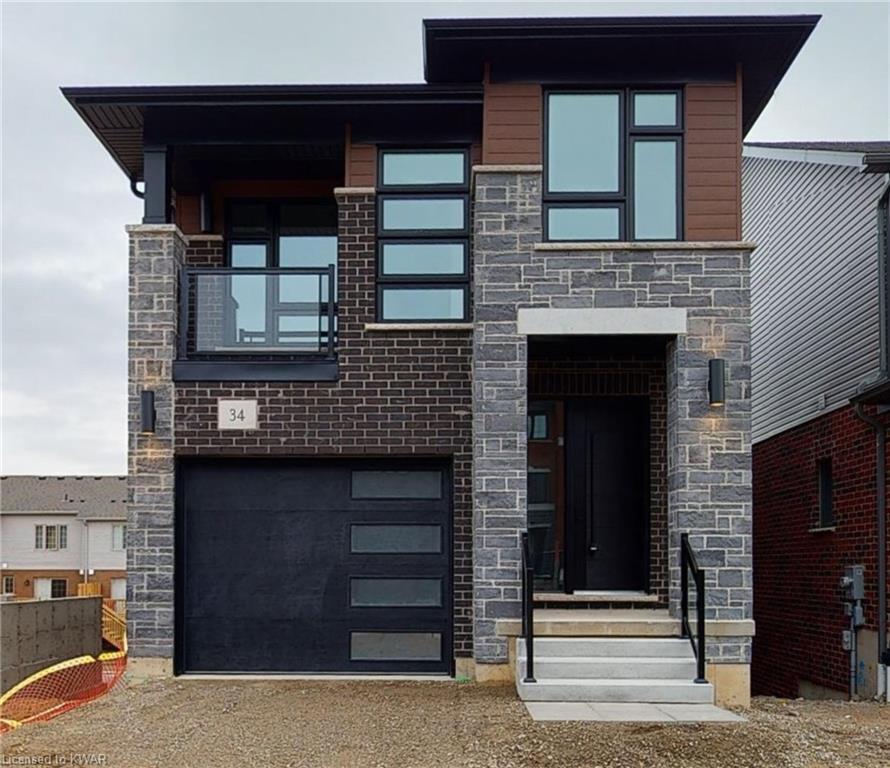 34 Sportsman Hill Street, Kitchener Ontario, Canada
