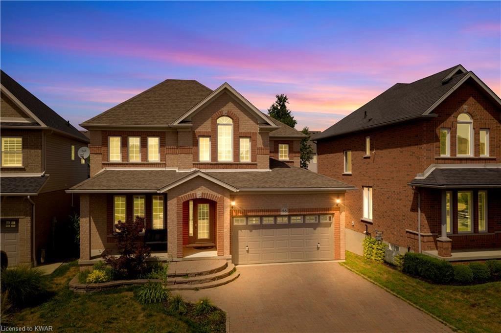 98 Falconridge Drive, Kitchener Ontario, Canada