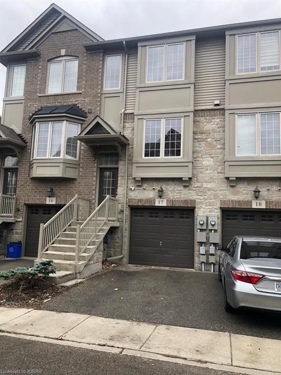 342 Mill Street Unit# 17, Kitchener Ontario, Canada