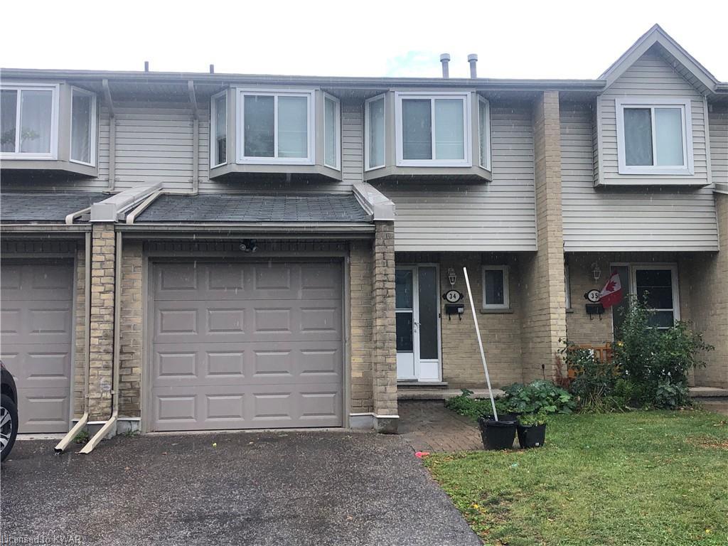 29 Paulander Drive Unit# 34, Kitchener Ontario, Canada