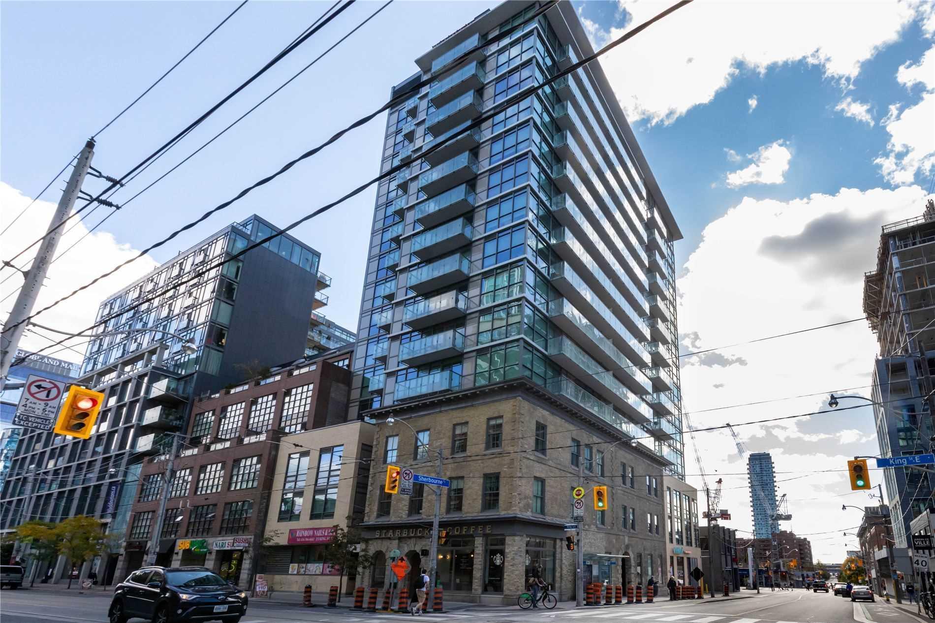 39 Sherbourne St, Toronto Ontario, Canada