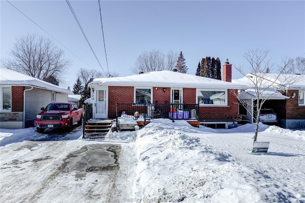 773 Danforth Avenue, Sudbury Ontario, Canada