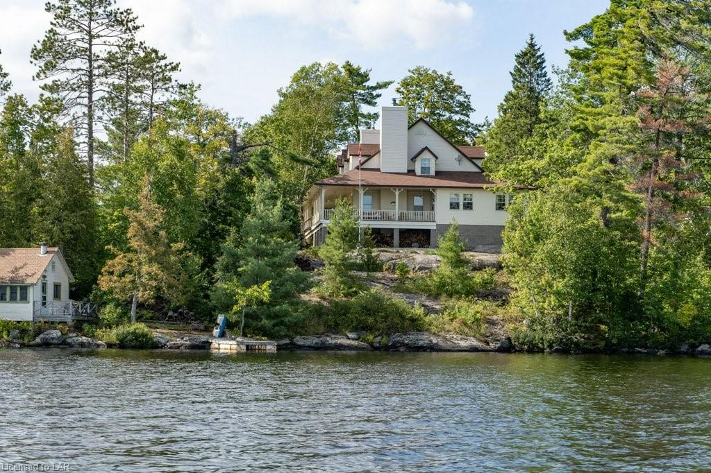 34 Gordon Island, Burk's Falls Ontario, Canada