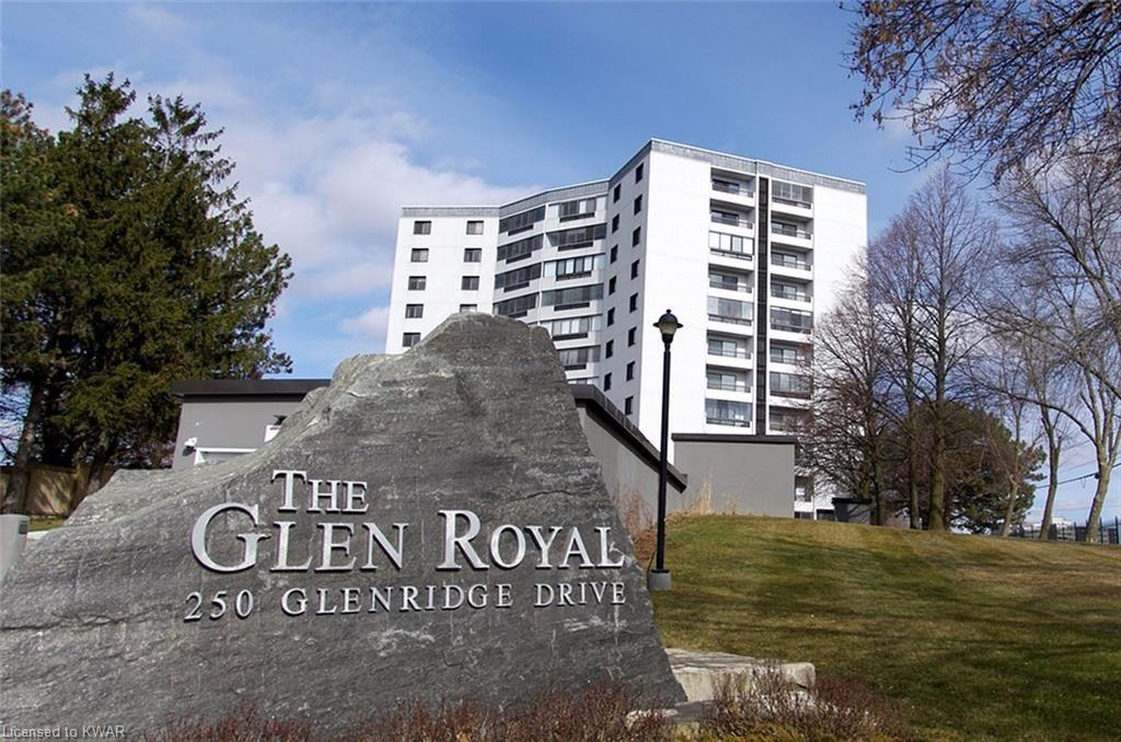 250 Glenridge Drive Unit# 1105, Waterloo Ontario, Canada