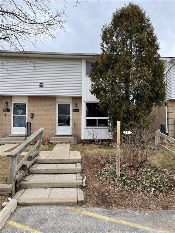 251 Lansdowne Avenue Unit# 5, Woodstock Ontario, Canada