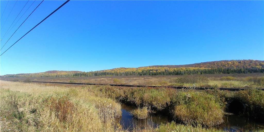 Off Forestry Road, Trout Creek Ontario, Canada