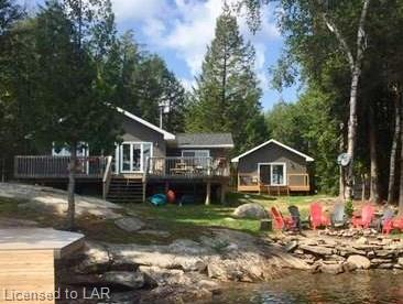 6571 kennisis lake road, Haliburton Ontario, Canada Located on Kennisis Lake