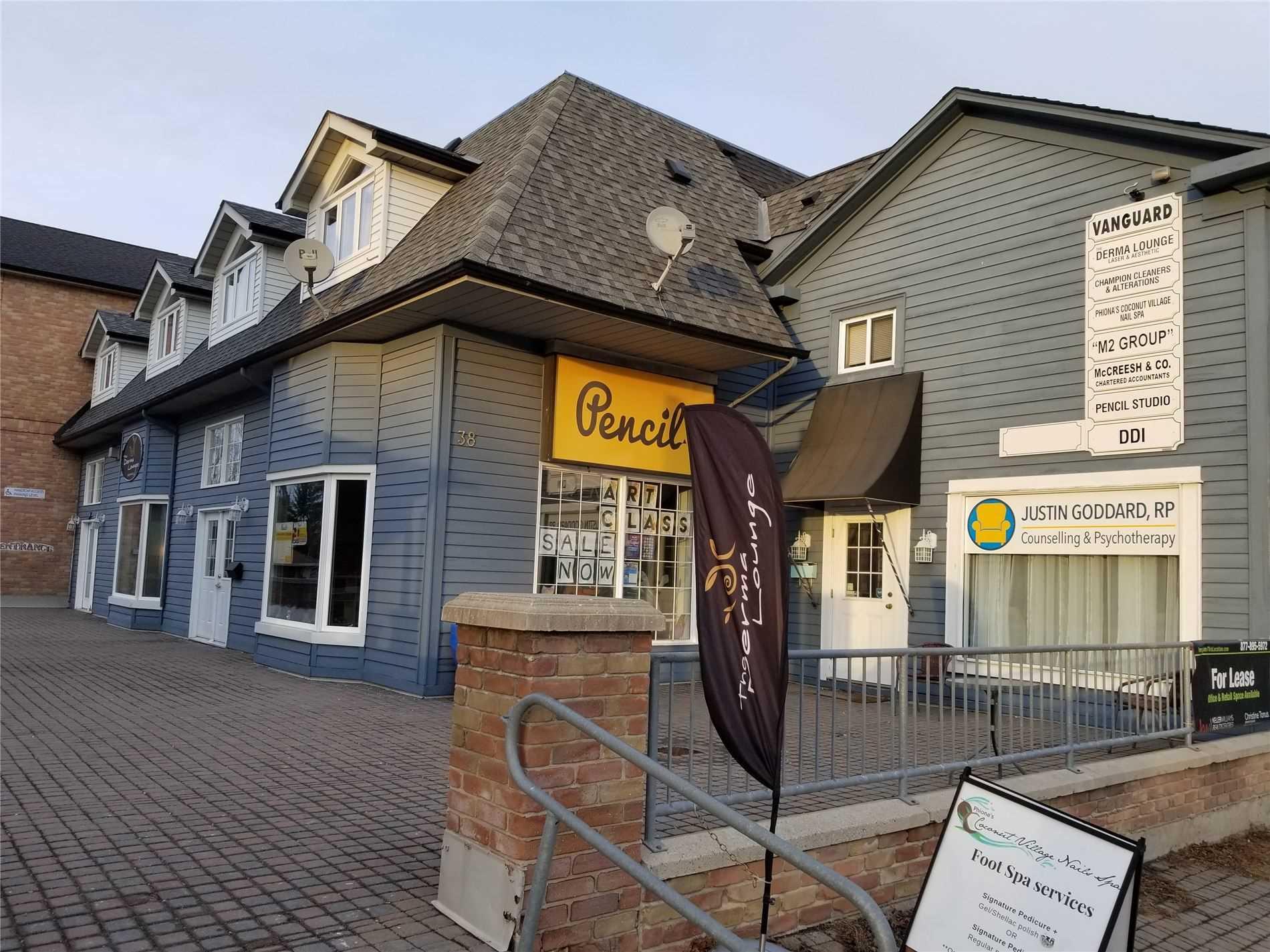 38 Wellington St W, Aurora Ontario, Canada