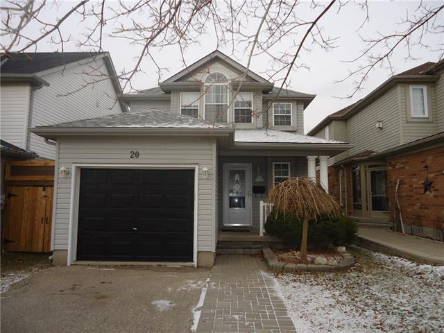 20 Jerry Drive, Cambridge Ontario, Canada