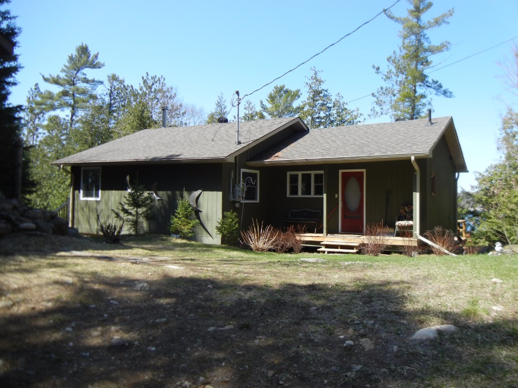 Waterfront Property For Sale In Apsley Ontario