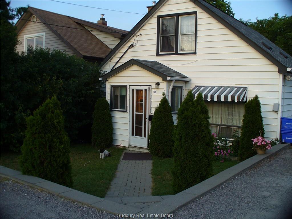 319 Ontario, Sudbury Ontario, Canada