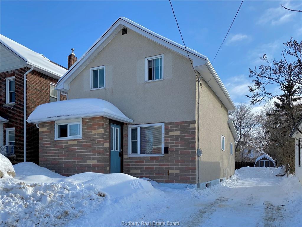 374 Antwerp Avenue, Sudbury Ontario, Canada
